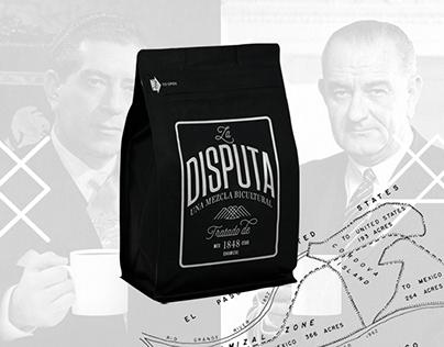The Dispute Coffee Packaging