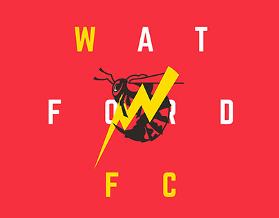 WATFORD FC Badge redesign contest