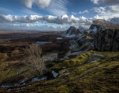 Isle of Skye :: Quiraing