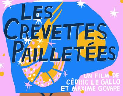 Les Crevettes Pailletées - film poster