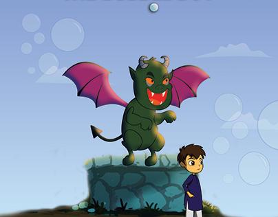 2D Game Illustration and Design