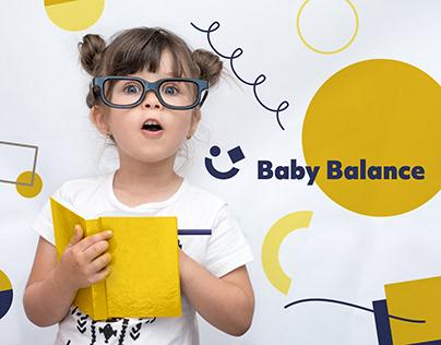 Baby Balance Branding