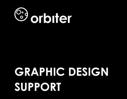Graphics for Orbiter Application