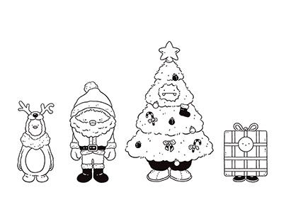 波寶島節慶紀事 | 小小的聖誕祝福