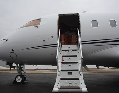 TYPES OF PRIVATE JETS
