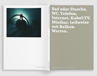 Cameo Magazin #1: Hotel Aachen