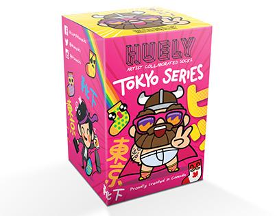Huely - Tokyo Series