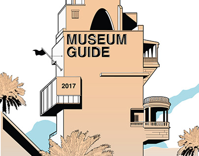 Poster for Cyprus Museum Guide