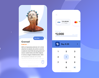Crypto Wallet Mobile app