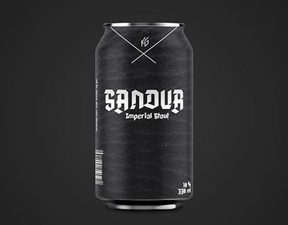 S A N D U R · Beer