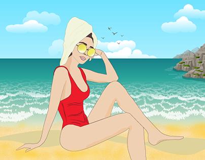 summertime girls!
