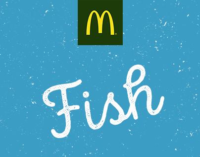 McFish Stop Motion - Instagram Animation