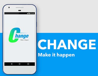 Change - Service Design Concept