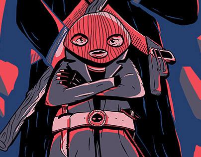 The Ninjas of Saba Dani & Noam