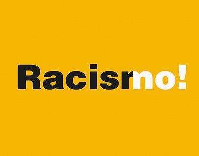 Racismo no!