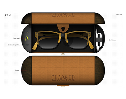 Charged: Solar Eyewear _ In Progress