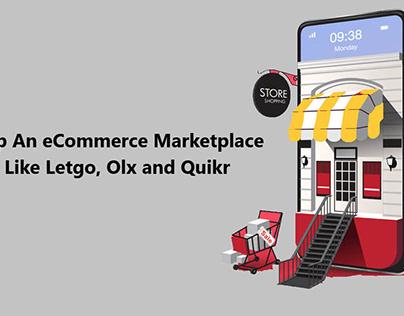 Develop An eCommerce Marketplace App Like Letgo, Olx