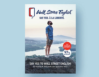 Campagne Wall Street English 2018