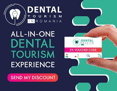 Dinamic GDN Banners for Dental Tourism Platform