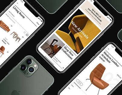 Stockholm AR App UI Kit