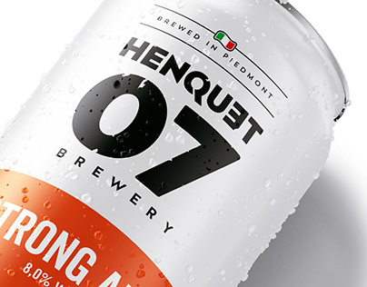 Henquet Brewery - Packaging and identity