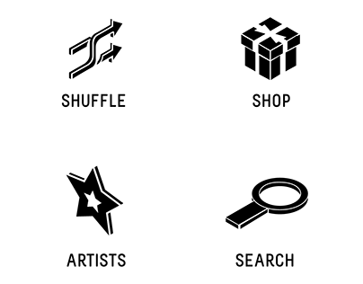 feeder isometric icons