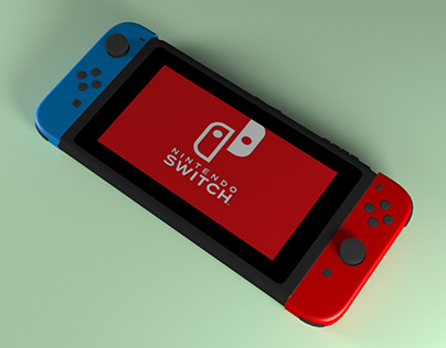 Render Nintendo Switch