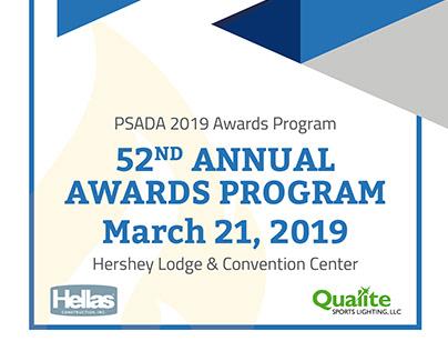 PSADA Awards Program