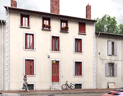 Aprtments in Limoges