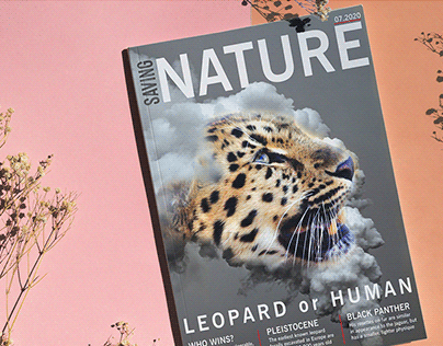 MAGAZINE COVER | Art & Nature
