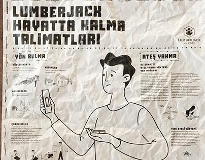 Lumberjack - Hayatta Kalma Talimatları / PROMO
