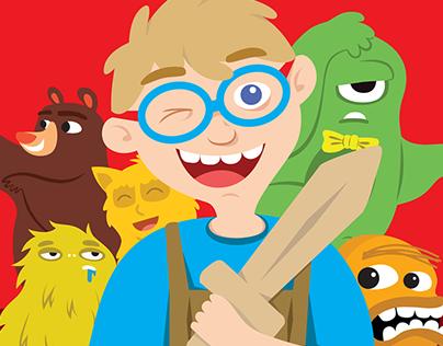 Book design for kids