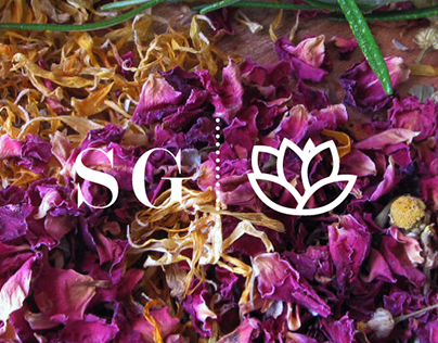 Recent: Sarah Gray, Herbal Therapy - CID, web & labels