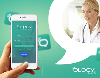Ology App | Social network for physicians.