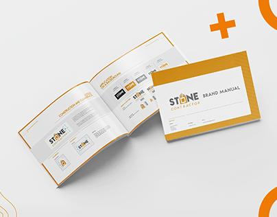 Libro de Marca de Stone Contractor