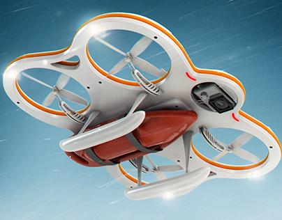 Drone de Auxilio