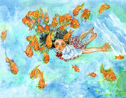 ˗ˏˋ The Little Mermaid ˊˎ˗