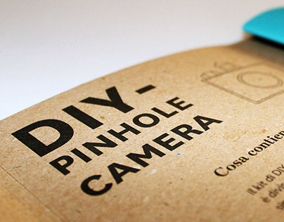 DIY- Pinhole camera