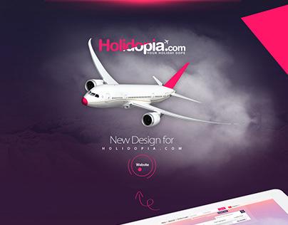 UX / UI - Air Tour Travel Booking Portal
