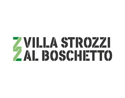 Villa Strozzi al Boschetto Wayfinding Sistem - Florence