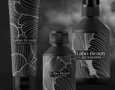 Less is More – Cosmetics packaging design, vol. 1