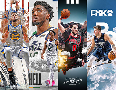Sports Graphics pt. 6