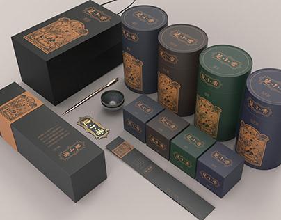 楚小香 | 茶叶包装设计