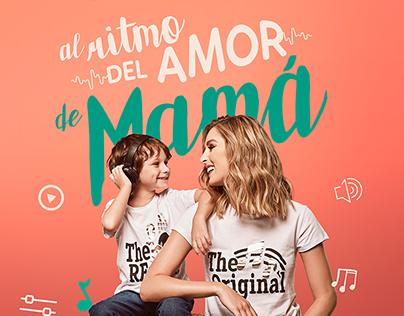 Al Ritmo del Amor de Mamá