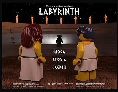 C'era una volta… on stage: Labyrinth