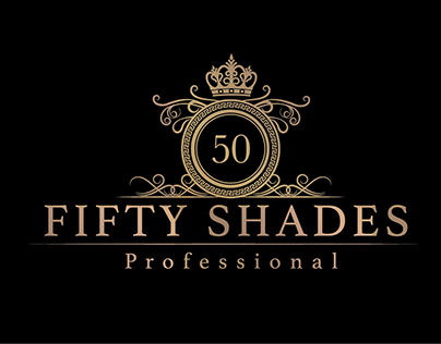"""BRANDING """"Fifty Shades Professional"""""""