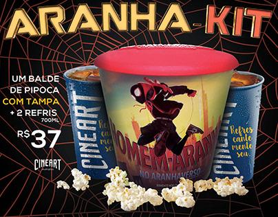 KV | Kit Cineart Multiplex
