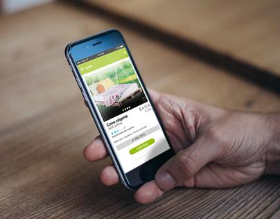 || UI/UX || Paillase Design App