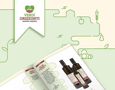 VERDI ORIZZONTI | Brochure prodotti