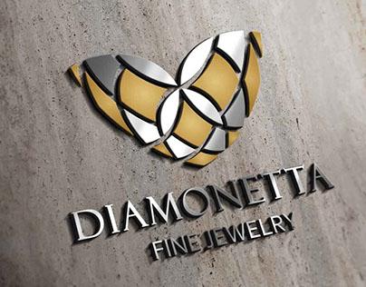 DIAMONETTA Fine Jewelry  مجوهرات دايمونيتا